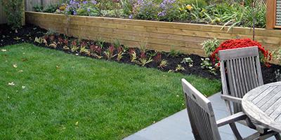paysagiste pelouse entretien